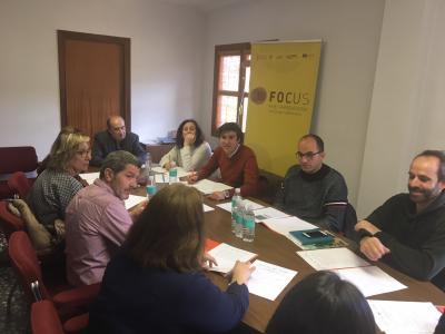 Reunión Comité de Organización la Serranía