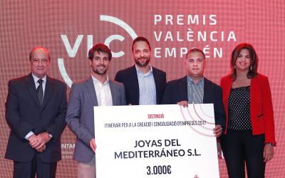 Entrega Premios Joyas del Mediterraneo
