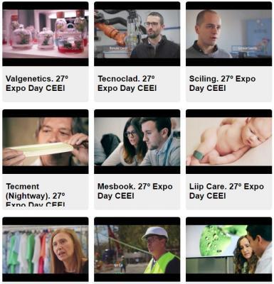 Imagen galería vídeos 27 EXPO DAY CEEI Valencia