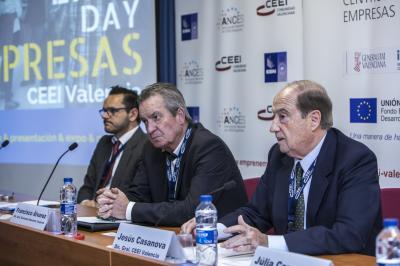 Acto Oficial Presentación Empresas Expo Day 3
