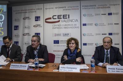 Acto Oficial Presentación Empresas Expo Day 4