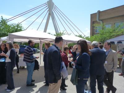 Una de las actividades organizadas por CEEI Valencia