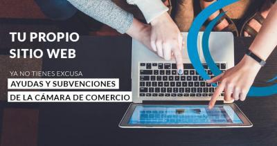 Subvenciona tu proyecto web con las ayudas TIC CAMARAS