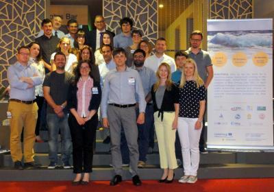 Primer encuentro internacional del Proyecto Maestrale en Nova Gorica