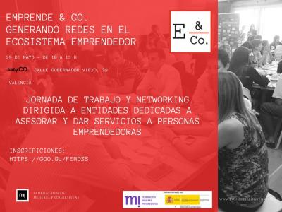 Jornada Emprende & Co.