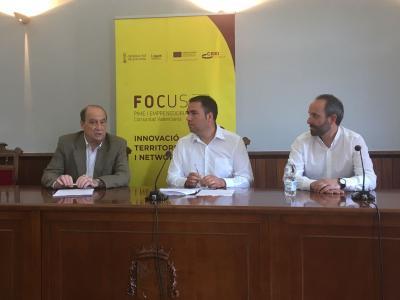 Presentación Focus Pyme y Emprendimiento La Serranía