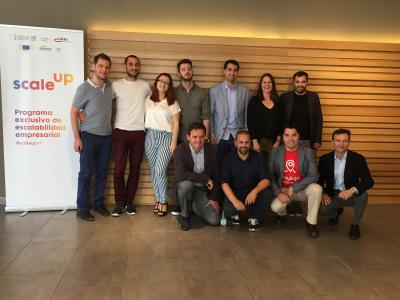 Empresas Scale Up en el Investors Day