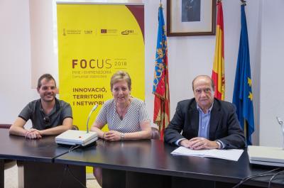 Presentación Focus Pyme y Emprendimiento Horta Nord, Camp de Morvedre y Camp de Turia