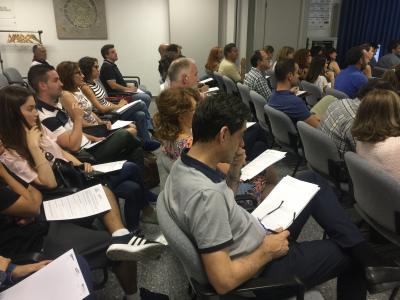 Jornada Habilidades en comunicación persuasiva y presentaciones eficaces