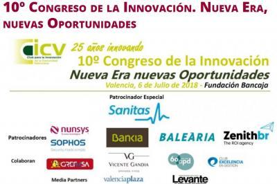 Programa: 10º Congreso de la Innovación. Nueva Era, nuevas Oportunidades