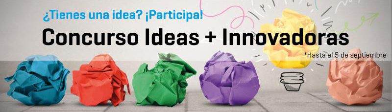 Concurso IDEAS + INNOVADORAS