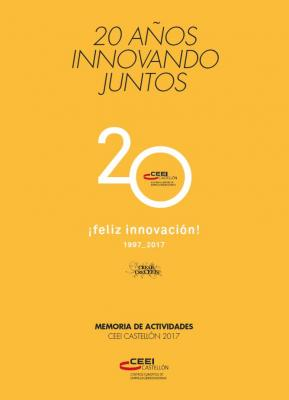 Memoria de actividades 2017 CEEI Castellón