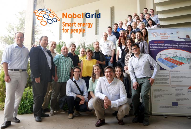 Nobel Grid evento