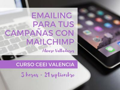 Curso Mailchimp para Email Marketing