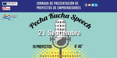 Pecha - Kucha Speech Camp de Túria