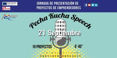 PECHA KUCHA SPEECHA MANCOMUNITAT CAMP DE TURIA