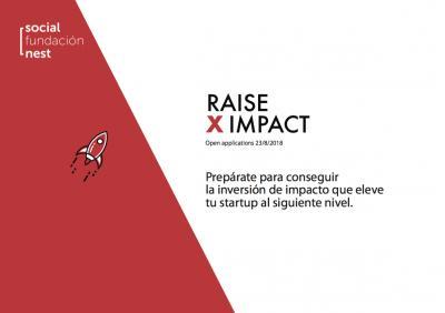 Raise X Impact. Socialnest