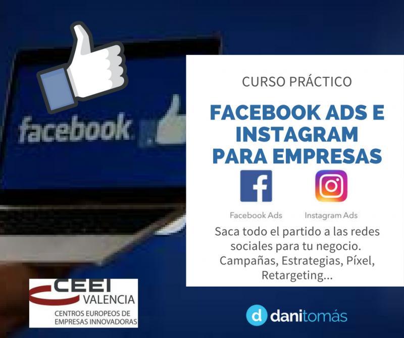 Taller Facebook Ads Valencia