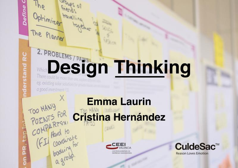 Curso Design Thinking Valencia