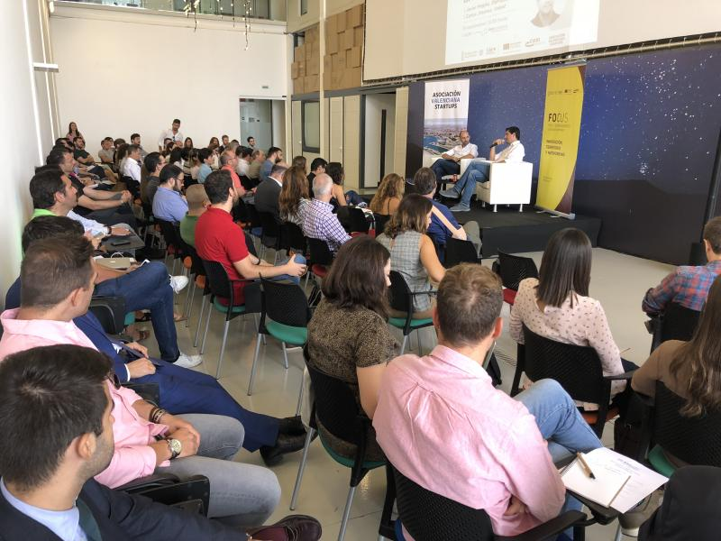 Focus Pyme y Emprendimiento From Startup to Scaleup 2018
