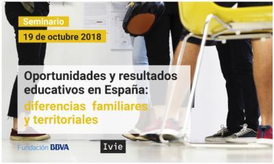 Seminario Fundación BBVA-Ivie. Educación