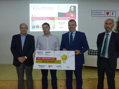 ganadores del concurso Ideas + Innovadoras