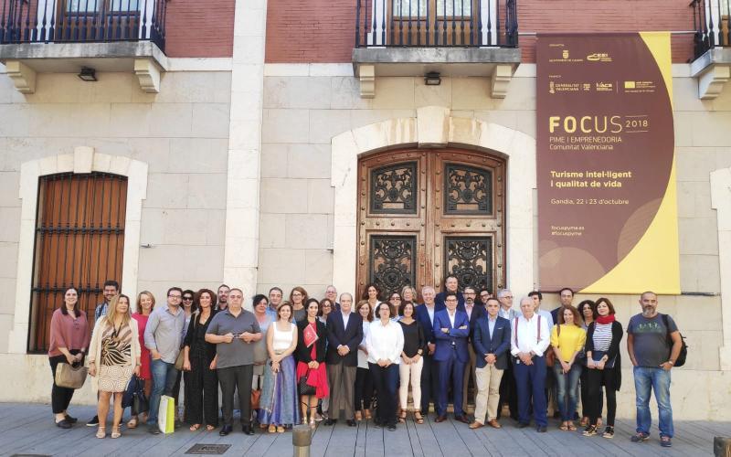 Gandia, escenario del mayor encuentro emprendedor de la Comunitat Valenciana