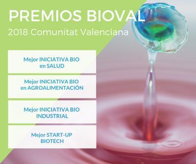 Premios BIOVAL 2018