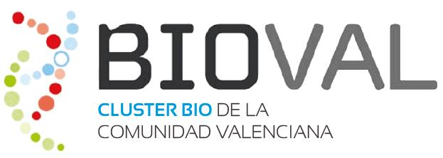 logo BIOVAL Clúster BIO Comunitat Valenciana