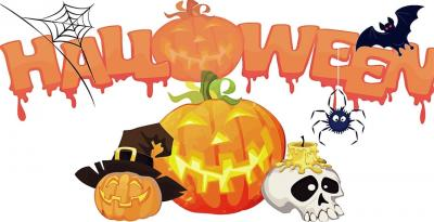 Todo lo que necesitas para tu fiesta infantil de Halloween
