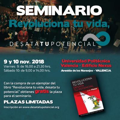 Seminario UPV Valencia 2018