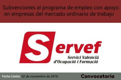 ECONAP 2018 SERVEF