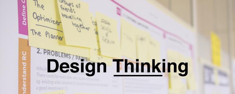 Curso Design Thinking para empresas / Otras actividades
