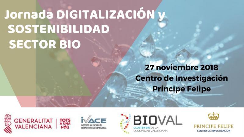 Jornada: Digitalización y Sostenibilidad Sector BIO / Otras Actividades
