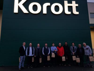 Visita Korott