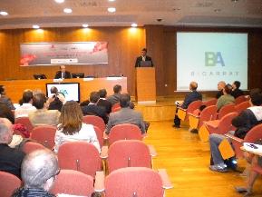 """Entrega de premios """"Mejor Empresa Innovadora de la Comunidad Valenciana 2010"""""""