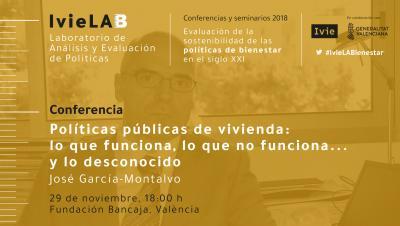 Conferencia José García Montalvo