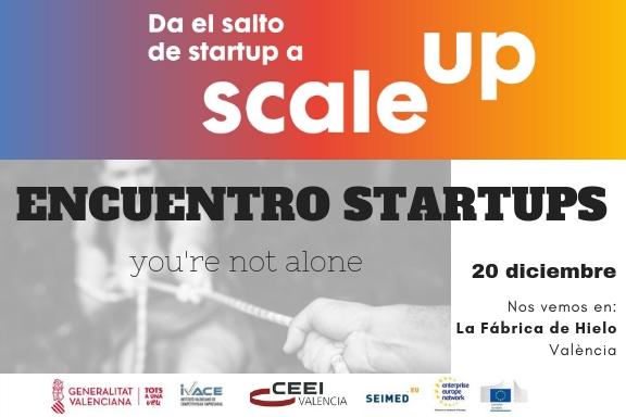 Encuentro Startups