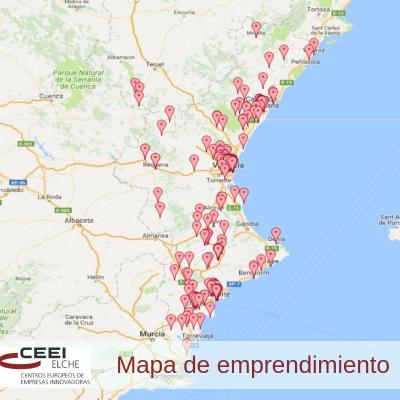 Mapa entidades