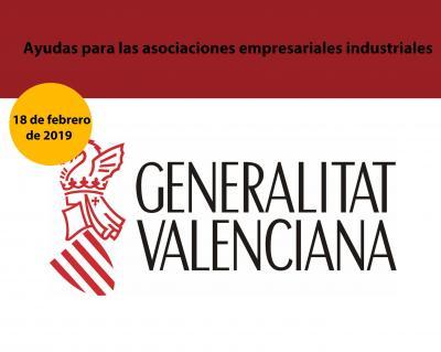 Ayudas asociaciones empresariales industriales