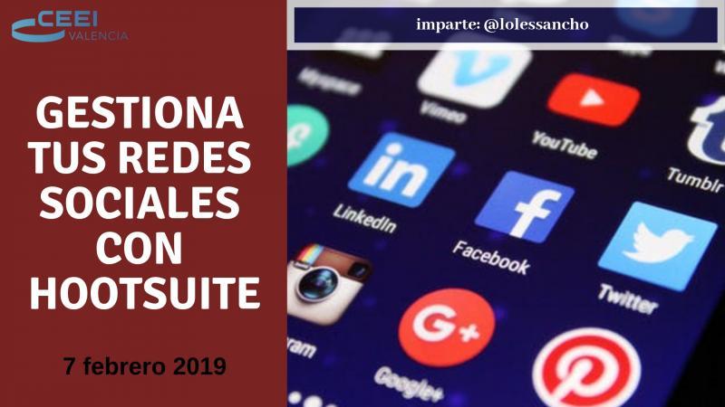 Imagen Taller Hootsuite 2019 Valencia