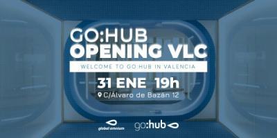 Opening GO-hub