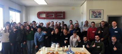 VII Desayuno ¡Cuéntalo y Comparte! en CEEI Valencia