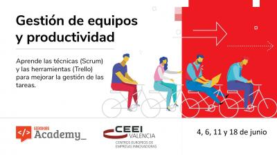 Curso Scrum y Trello abril 19 Valencia