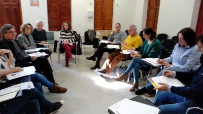 Los agentes del ecosistema asistentes a esta primera reunión