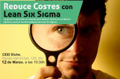 Reduce Costes con Lean Six Sigma