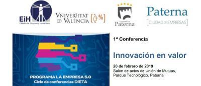 1ª Conferencia en Paterna