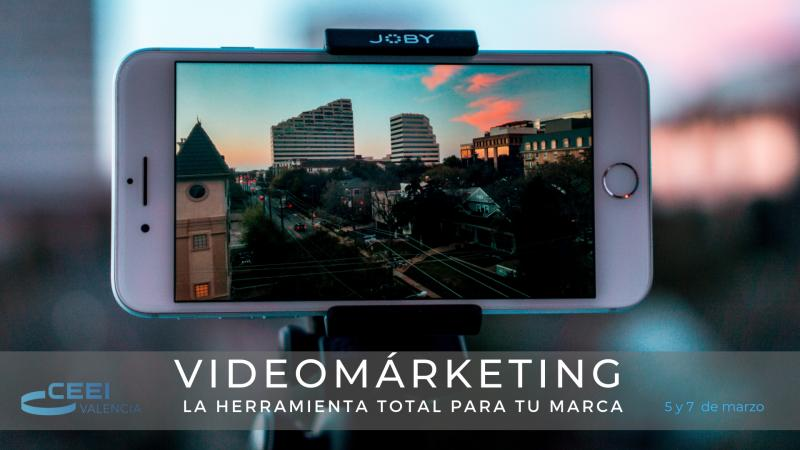 Curso VideoMarketing Valencia