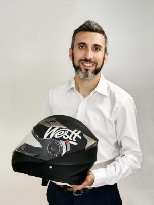 Antonio Guillen, CEO de Westt