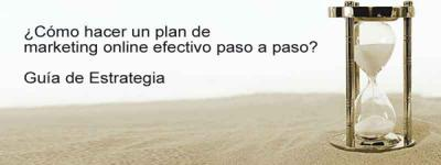 plan de marketing online